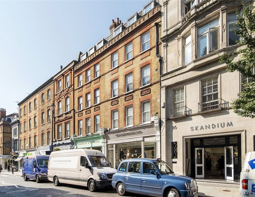 Apartment to rent in Marylebone High Street view10