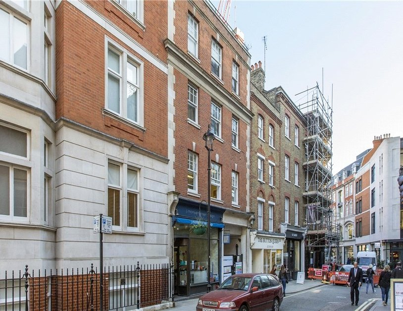 Apartment to rent in Marylebone Lane view9