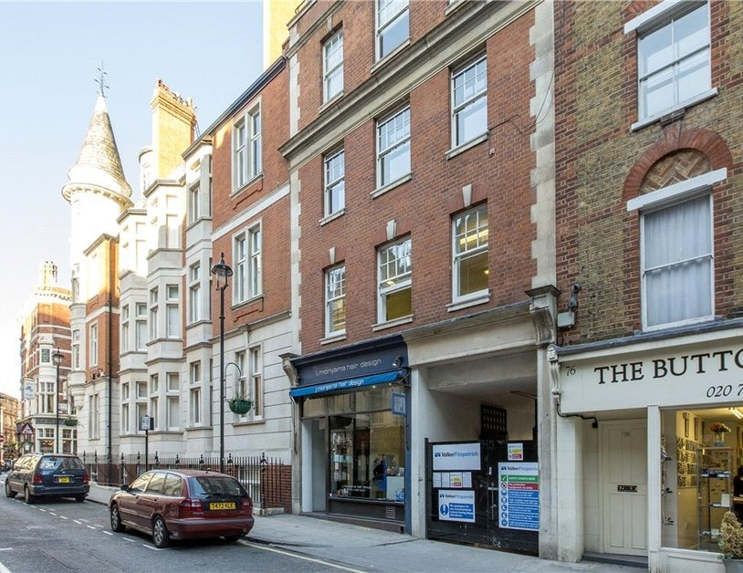 Apartment to rent in Marylebone Lane view3