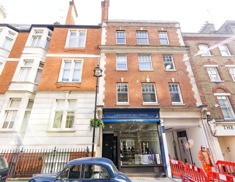 Apartment to rent in Marylebone Lane view7