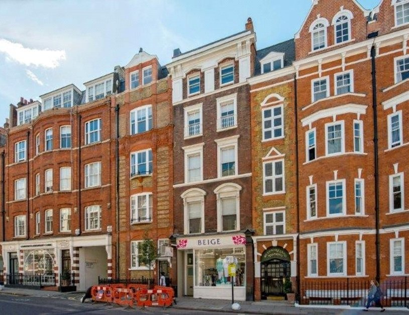 Maisonette to rent in New Cavendish Street view3